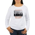 Holy-Land Security Women's Long Sleeve T-Shirt