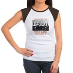 Holy-Land Security Women's Cap Sleeve T-Shirt