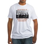 Holy-Land Security Fitted T-Shirt
