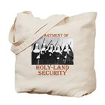 Holy-Land Security Tote Bag