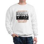 Holy-Land Security Sweatshirt