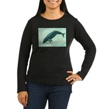 whale drawing T-Shirt
