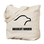 Absolut Birder Tote Bag