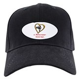 """A Motocrosser Loves Me"" Baseball Hat"