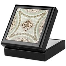 Cute Lyres Keepsake Box
