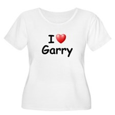 I Love Garry (Black) T-Shirt