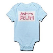 Born to Run Onesie