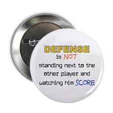 "Message for the Defense 2.25"" Button (10 pack)"