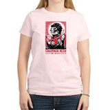 Follow Chairman Meow! 2-Sided Women's Tee
