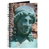 Pompeii Statue Notebook