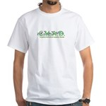 Horticultural Acquisition White T-Shirt
