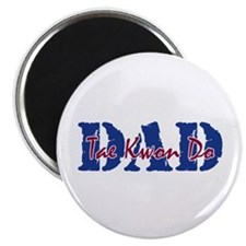 "Tae Kwon Do DAD 2.25"" Magnet (10 pack)"
