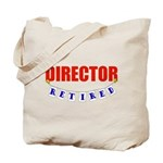 Retired Director Tote Bag
