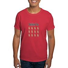 dachshund toes T-Shirt