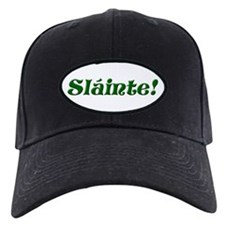 Slainte Irish Baseball Hat