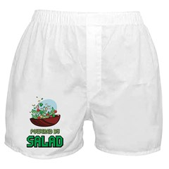 Powered By Salad Boxer Shorts