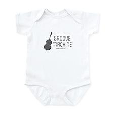 Groove Machine Bass Infant Bodysuit