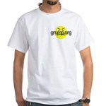 Plain White Grump T-Shirt
