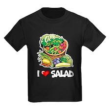 I Love Salad T