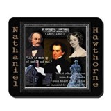 Nathaniel Hawthorne - Mousepad