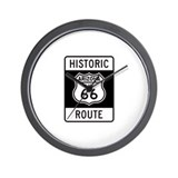 Arizona Historic Route 66 Wall Clock