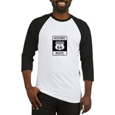 Arizona Historic Route 66 Baseball Jersey