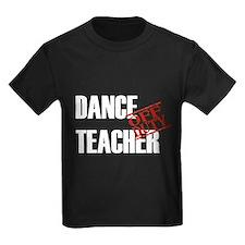 Off Duty Dance Teacher T