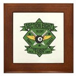Section Eight Framed Tile