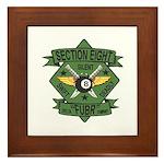 Section Eight Framed Tile