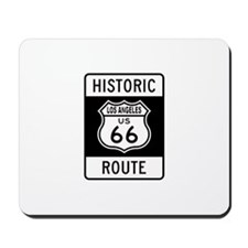 Los Angeles Historic Route 66 Mousepad