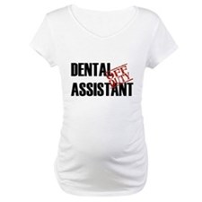 Off Duty Dental Assistant Shirt