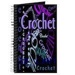 Crochet Purple Journal