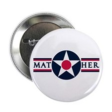 "Mather Air Force Base 2.25"" ReUnion Button"