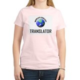 World's Coolest TRANSLATOR T-Shirt