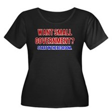 Small Government T