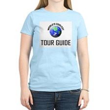 World's Coolest TOUR GUIDE T-Shirt
