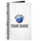 World's Coolest TOUR GUIDE Journal
