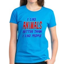I Like Animals Tee