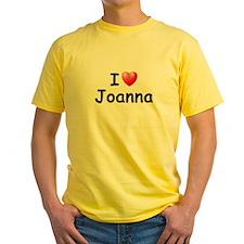 I Love Joanna (Black) T