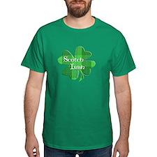 Scotch Irish Shamrock T-Shirt