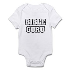 """Bible Guru"" Infant Bodysuit"