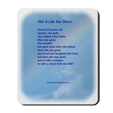 Mousepad, Memorial to Abi