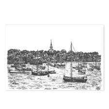 Nantucket Postcards (Package of 8)