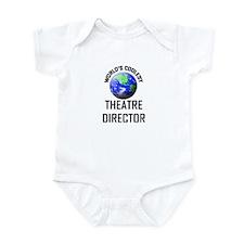 World's Coolest THEATRE DIRECTOR Infant Bodysuit