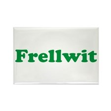 Frellwit Rectangle Magnet (100 pack)