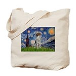 Starry Night /German Short Tote Bag