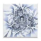 Lotus Buddha Tile Coaster