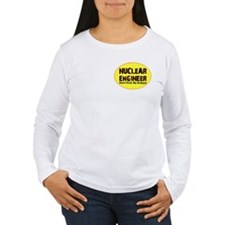 Nuclear Engineer Pocket Image T-Shirt