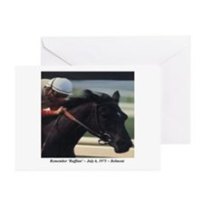 'Ruffian' Custom Greeting Cards (Pk of 10)