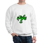 Cthulhu tentacles from pit Sweatshirt